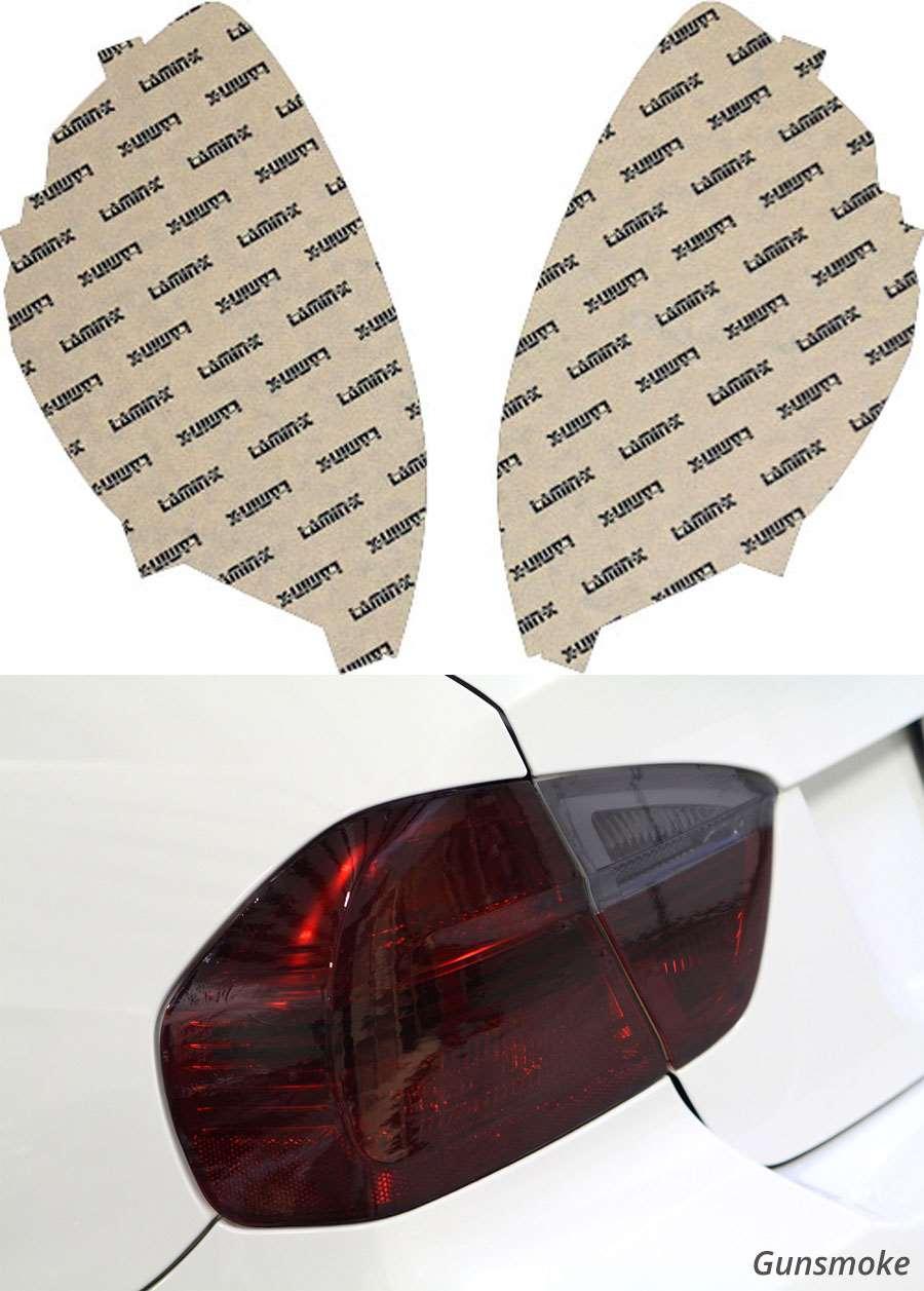 Subaru Legacy Wagon 05-07 Gunsmoke Tail Light Covers Lamin-X S309G