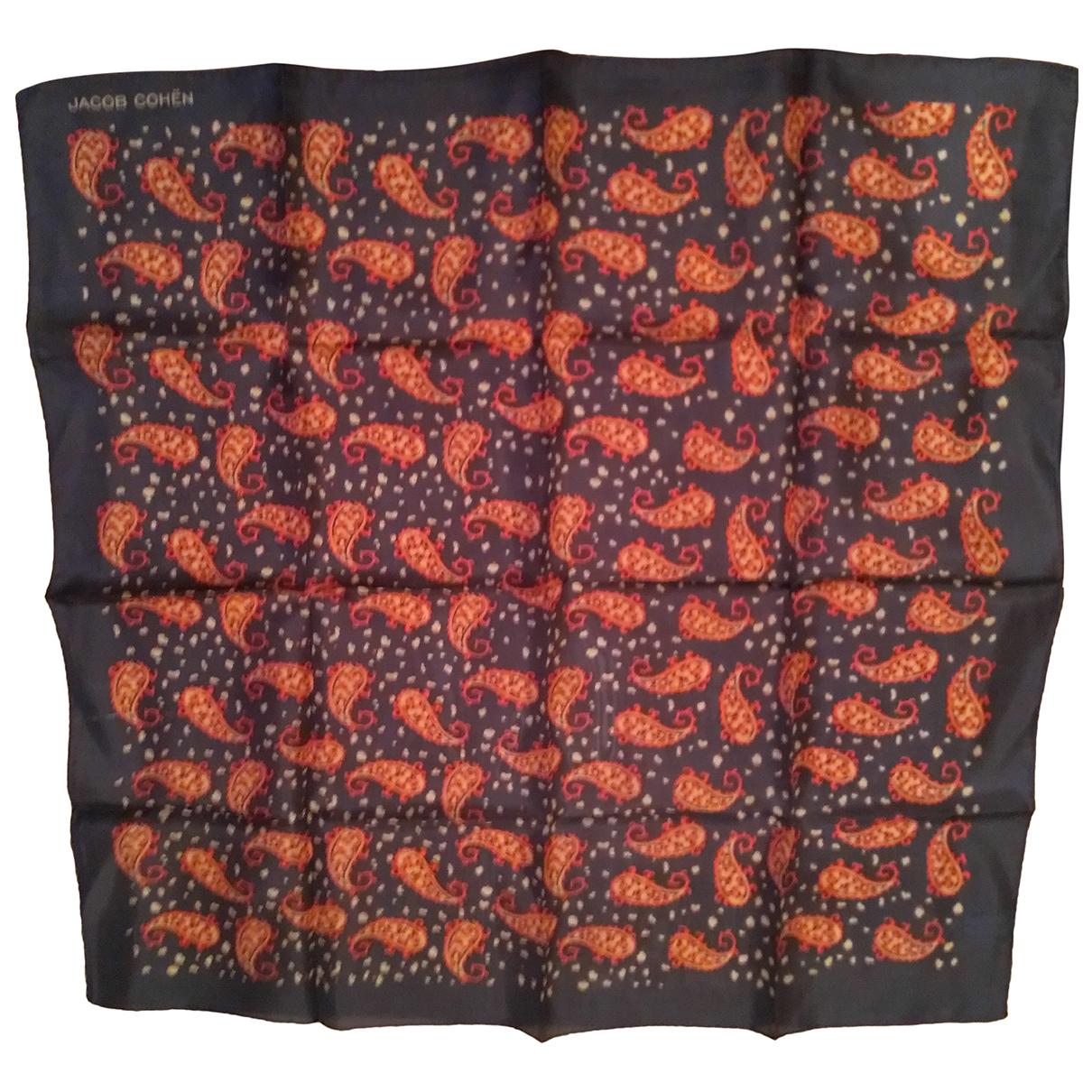 Autre Marque - Foulard   pour femme en soie - multicolore