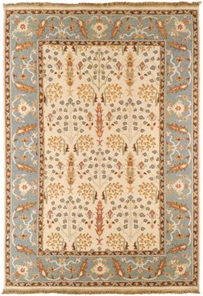 Sonoma SNM-9008 6' x 9' Rectangle Traditional Rugs in