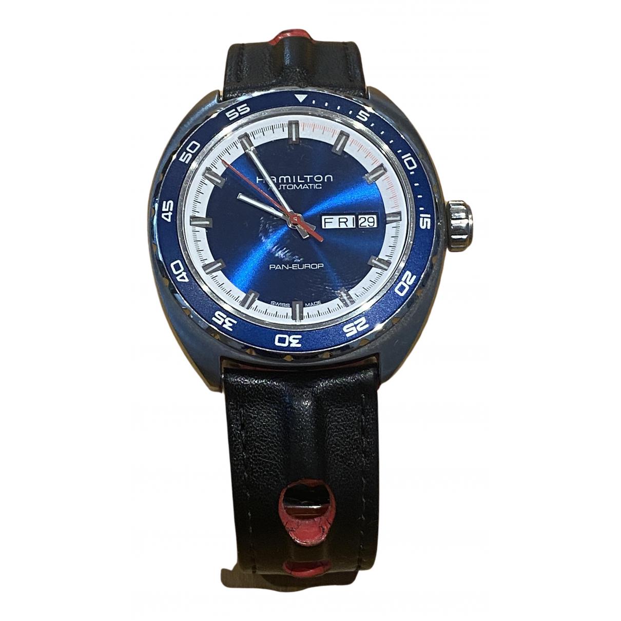 Hamilton American Classic Spirit of Liberty Silver Steel watch for Men N
