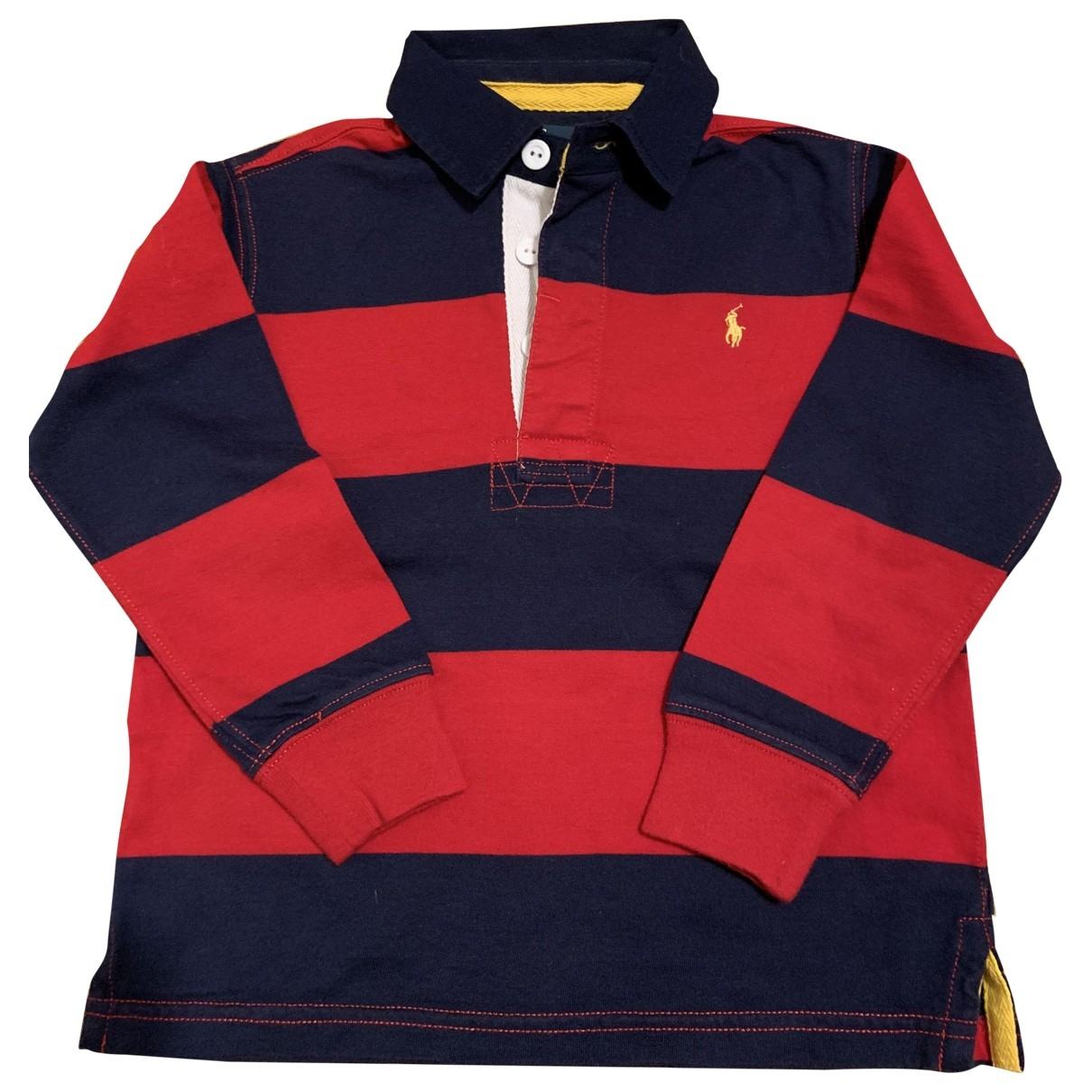 Polo Ralph Lauren \N Multicolour Cotton  top for Kids 4 years - up to 102cm FR