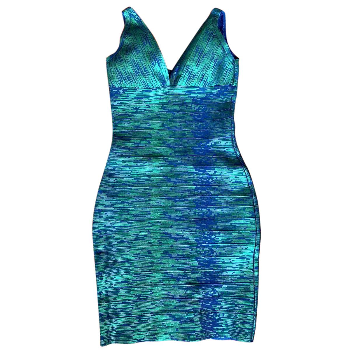 Mini vestido Herve Leger