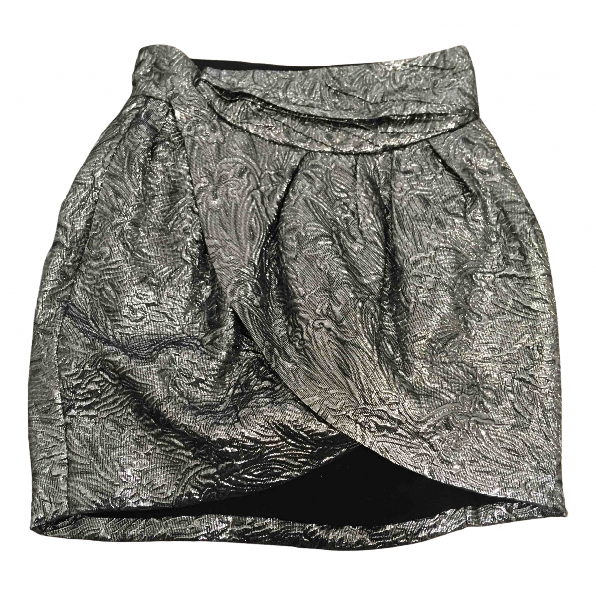 Isabel Marant Pour H&m \N Rocke in  Silber Polyester