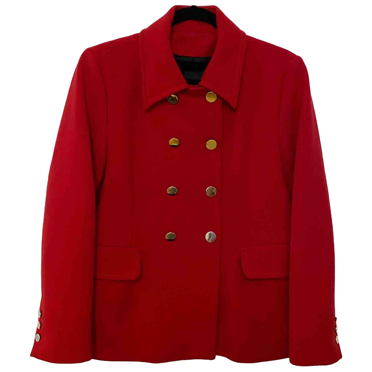 Zara \N Red jacket for Women L International
