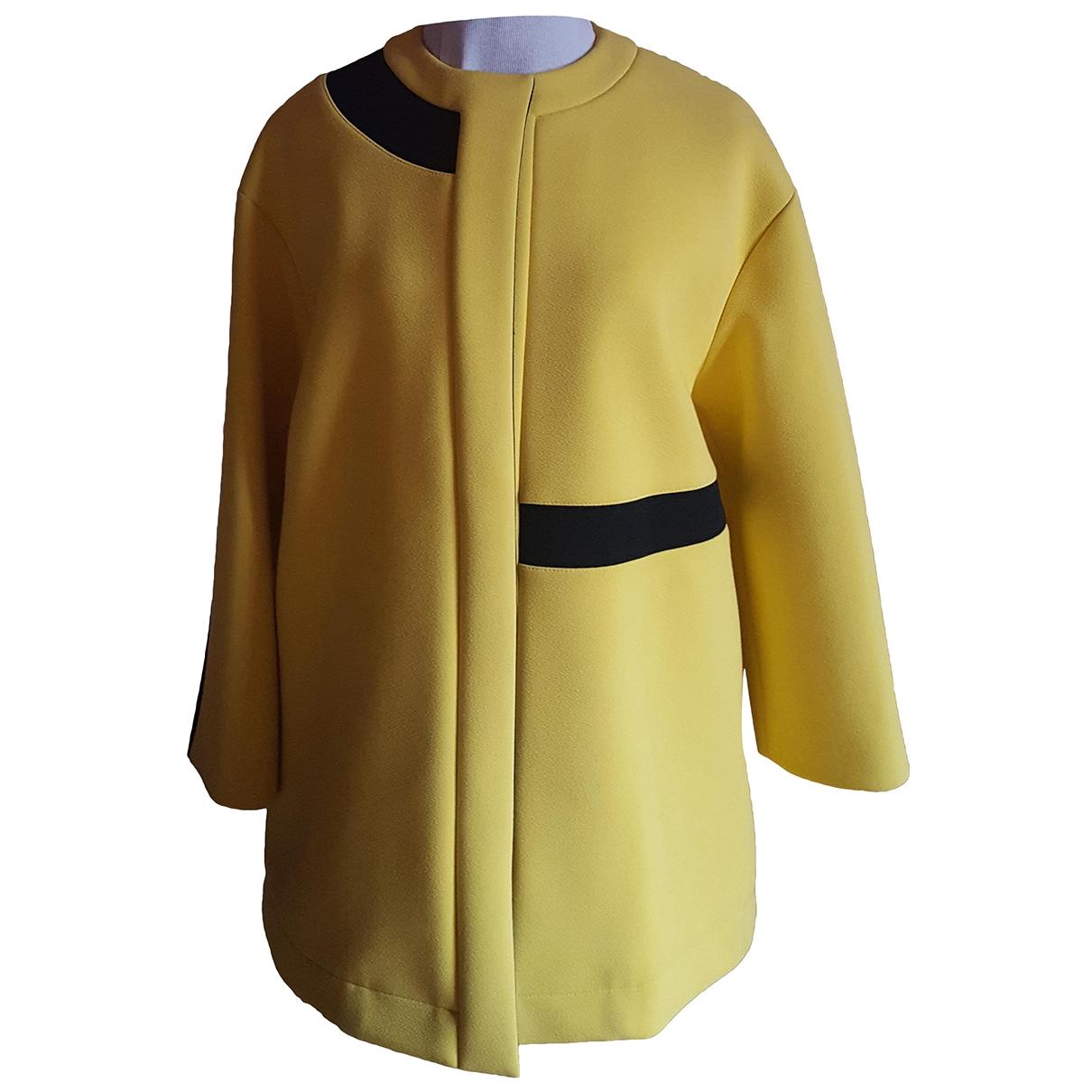 Kenzo \N Yellow coat for Women 40 FR
