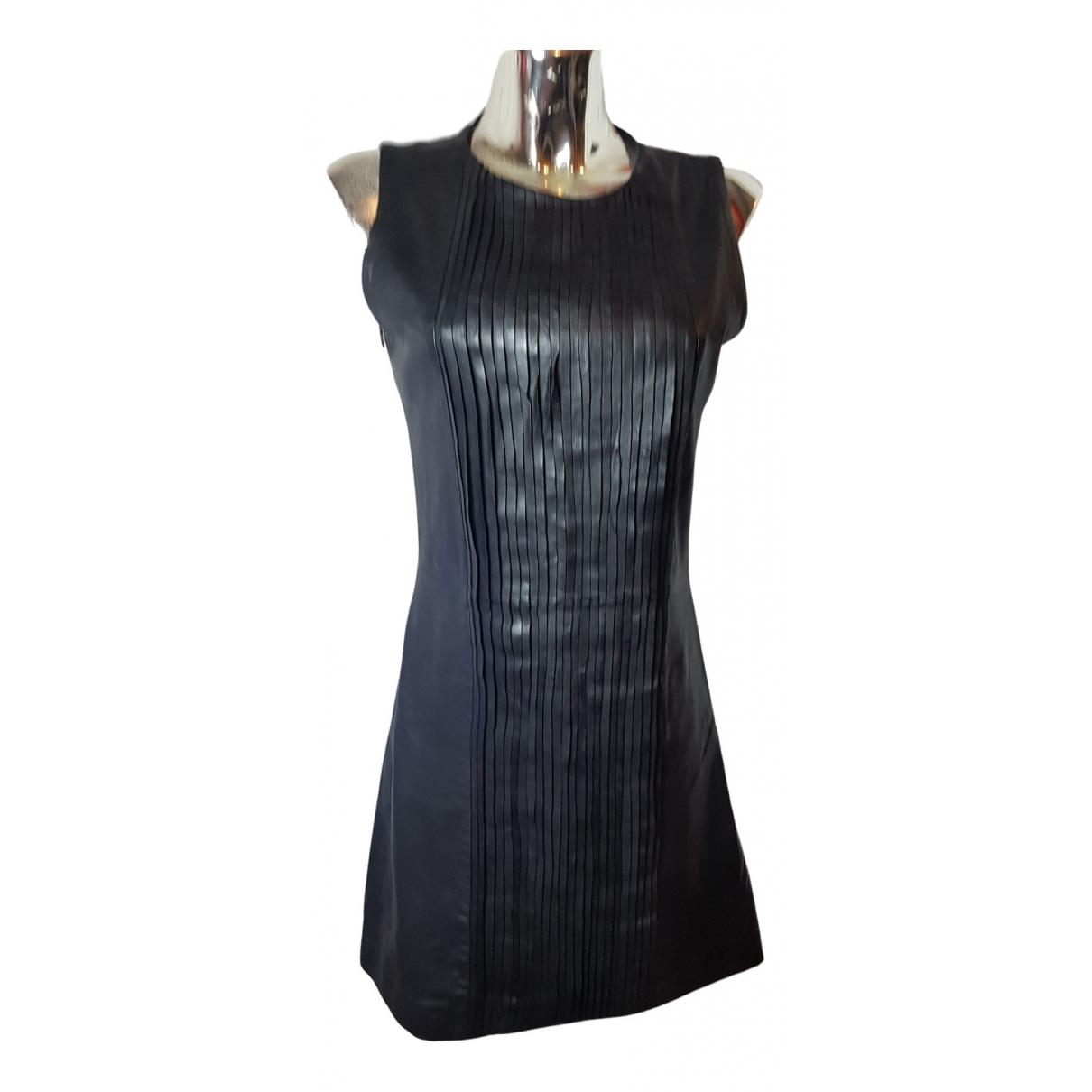 K-yen \N Black Leather dress for Women 38 FR