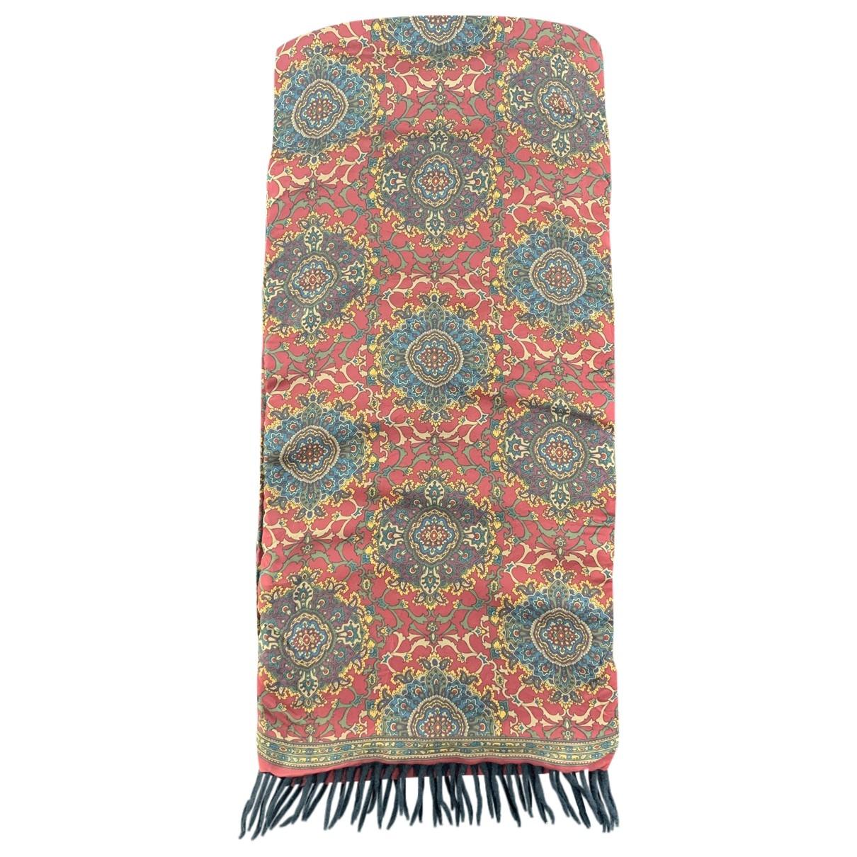 Pierre Balmain \N Multicolour Wool scarf for Women \N