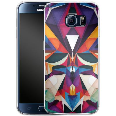 Samsung Galaxy S6 Silikon Handyhuelle - Emotion in Motion von Georgiana Teseleanu