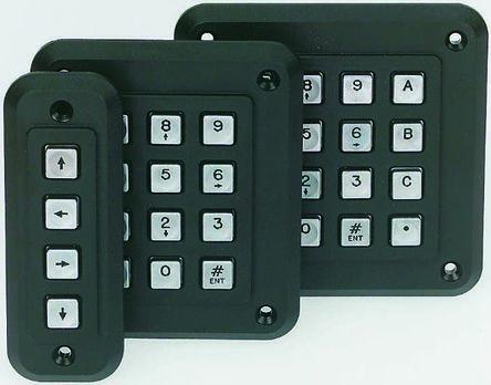 Storm IP65 16 key telephone format keypad