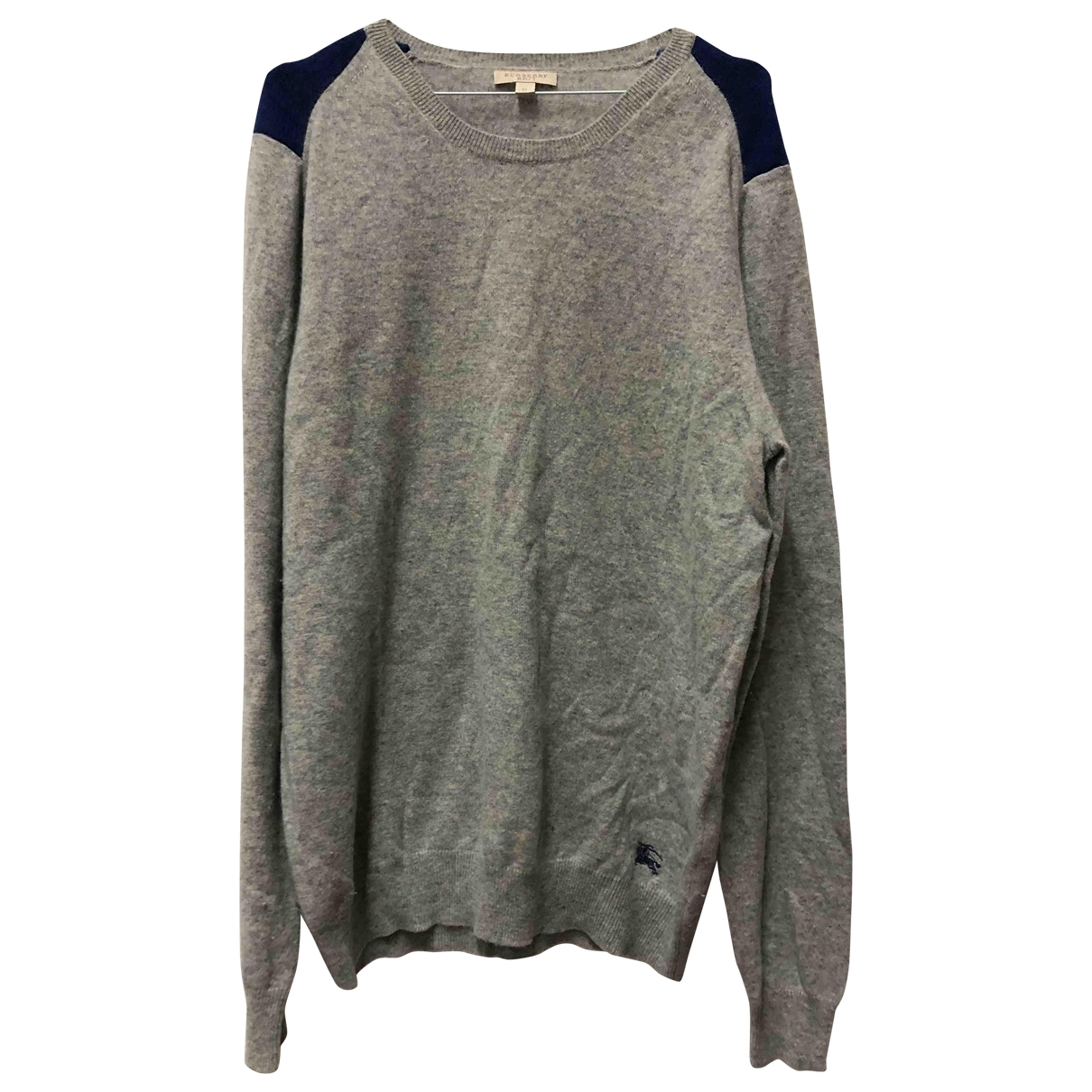 Burberry \N Grey Cashmere Knitwear & Sweatshirts for Men XL International