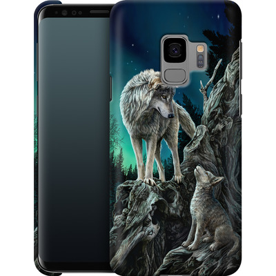 Samsung Galaxy S9 Smartphone Huelle - Guidance von Lisa Parker