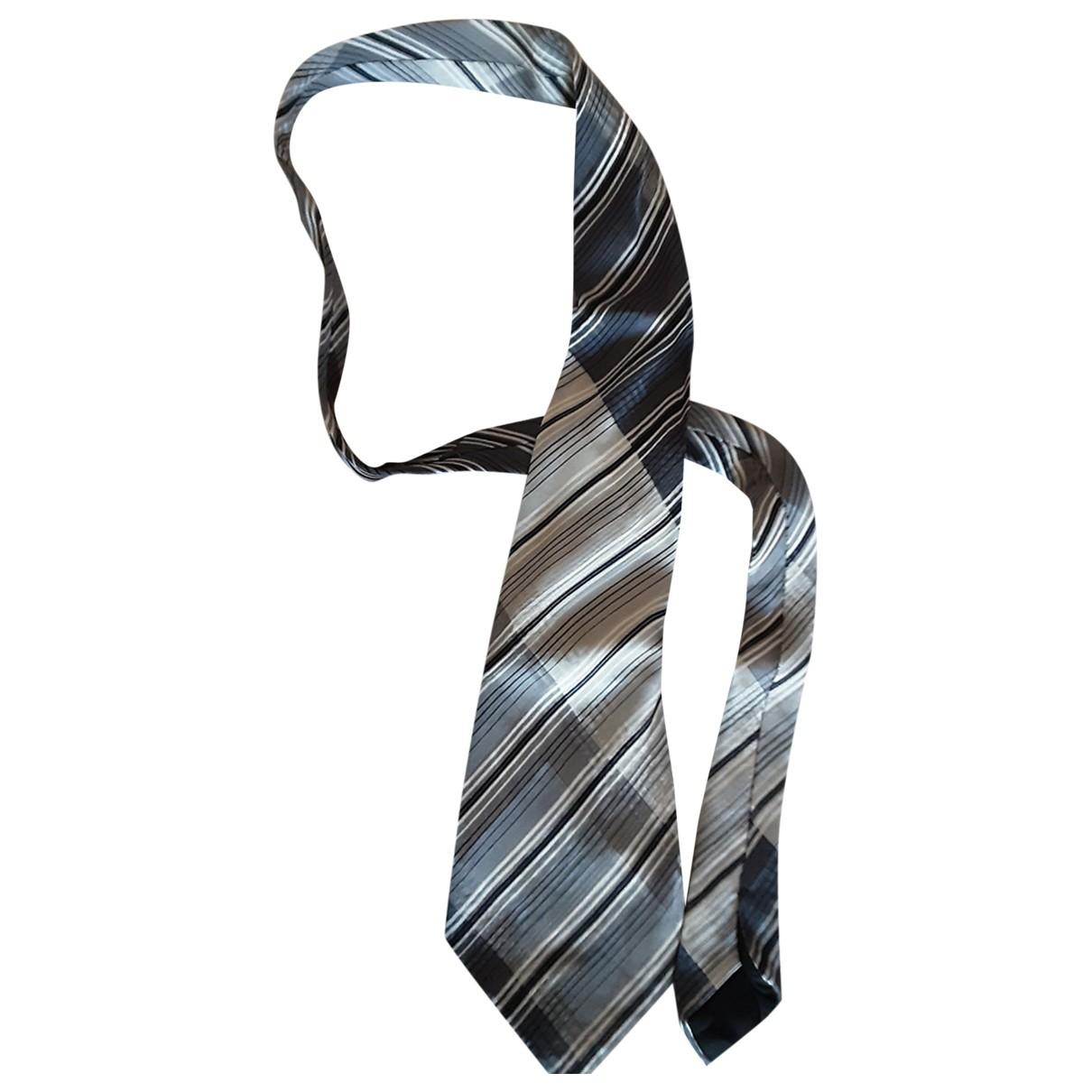 Pierre Cardin \N Krawatten in  Ecru Seide