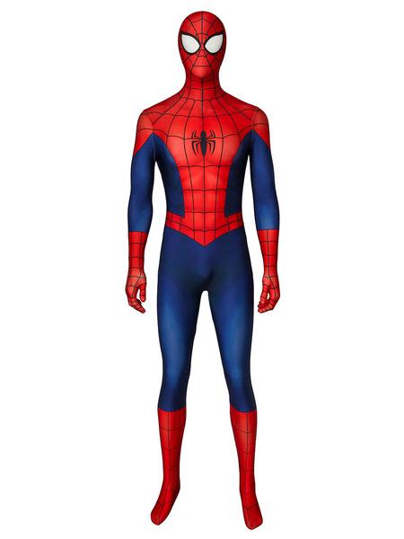 Milanoo Marvel Comics Marvel Comics Spider Man Cosplay Costume