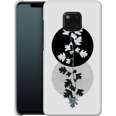 Huawei Mate 20 Pro Smartphone Huelle - Geometry and Nature 2 von Mareike Bohmer