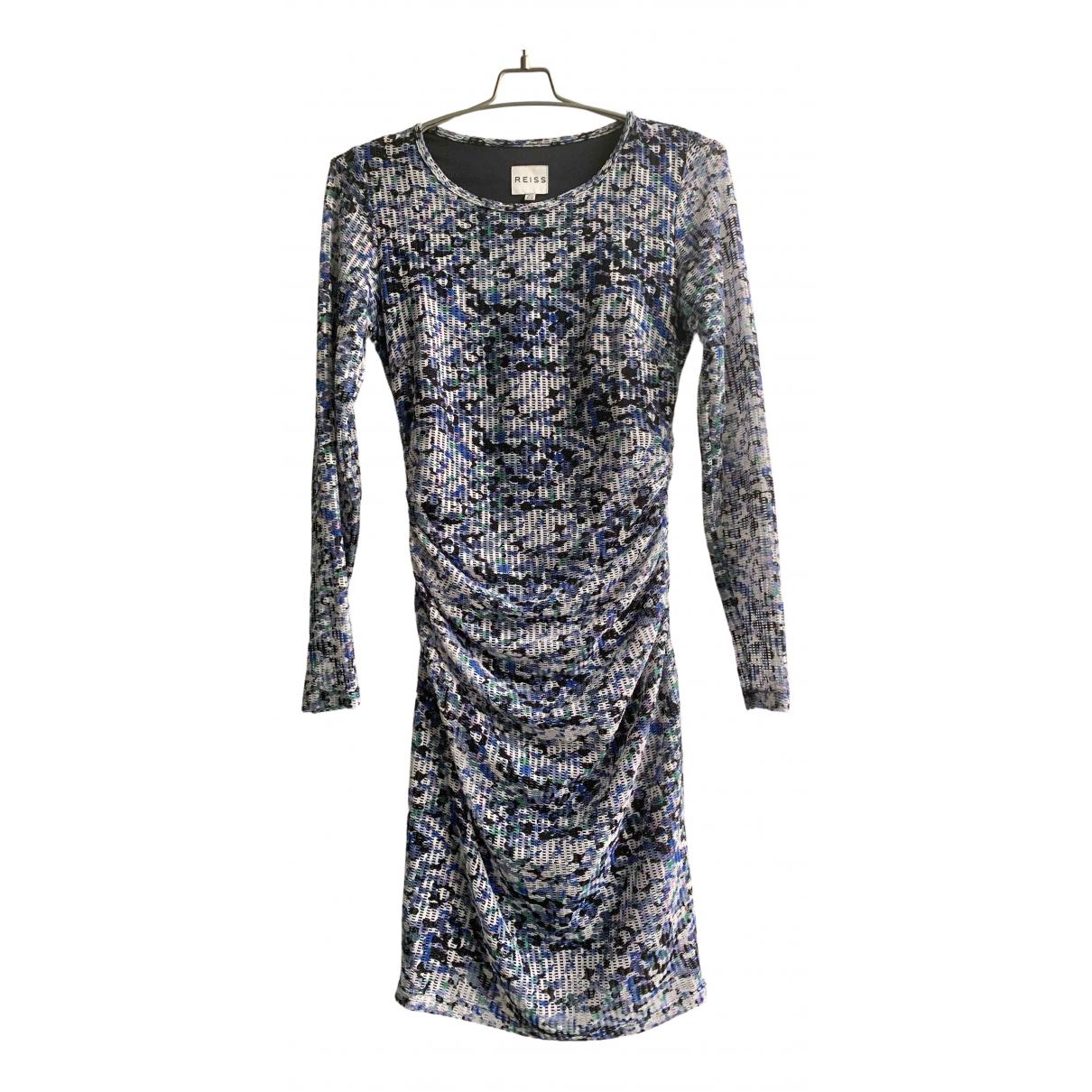 Reiss - Robe   pour femme - multicolore