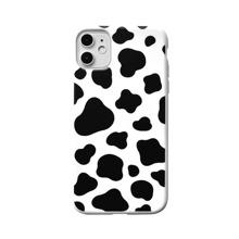 Funda de iphone con estampado de vaca