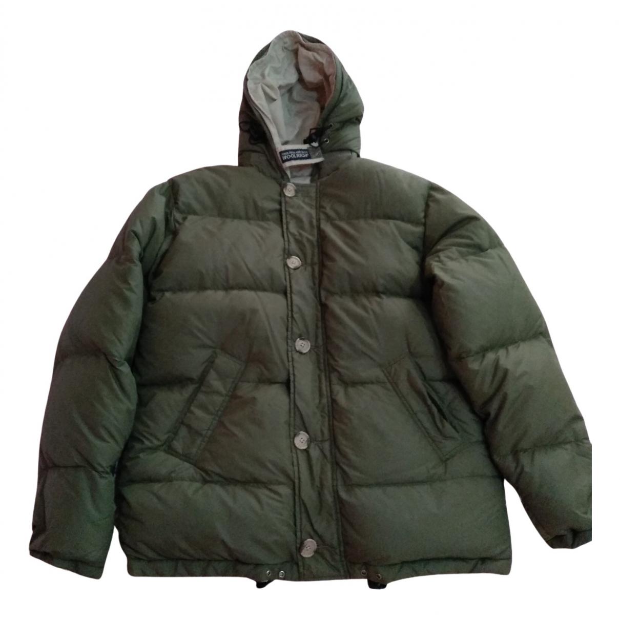 Woolrich N Green jacket  for Men M International