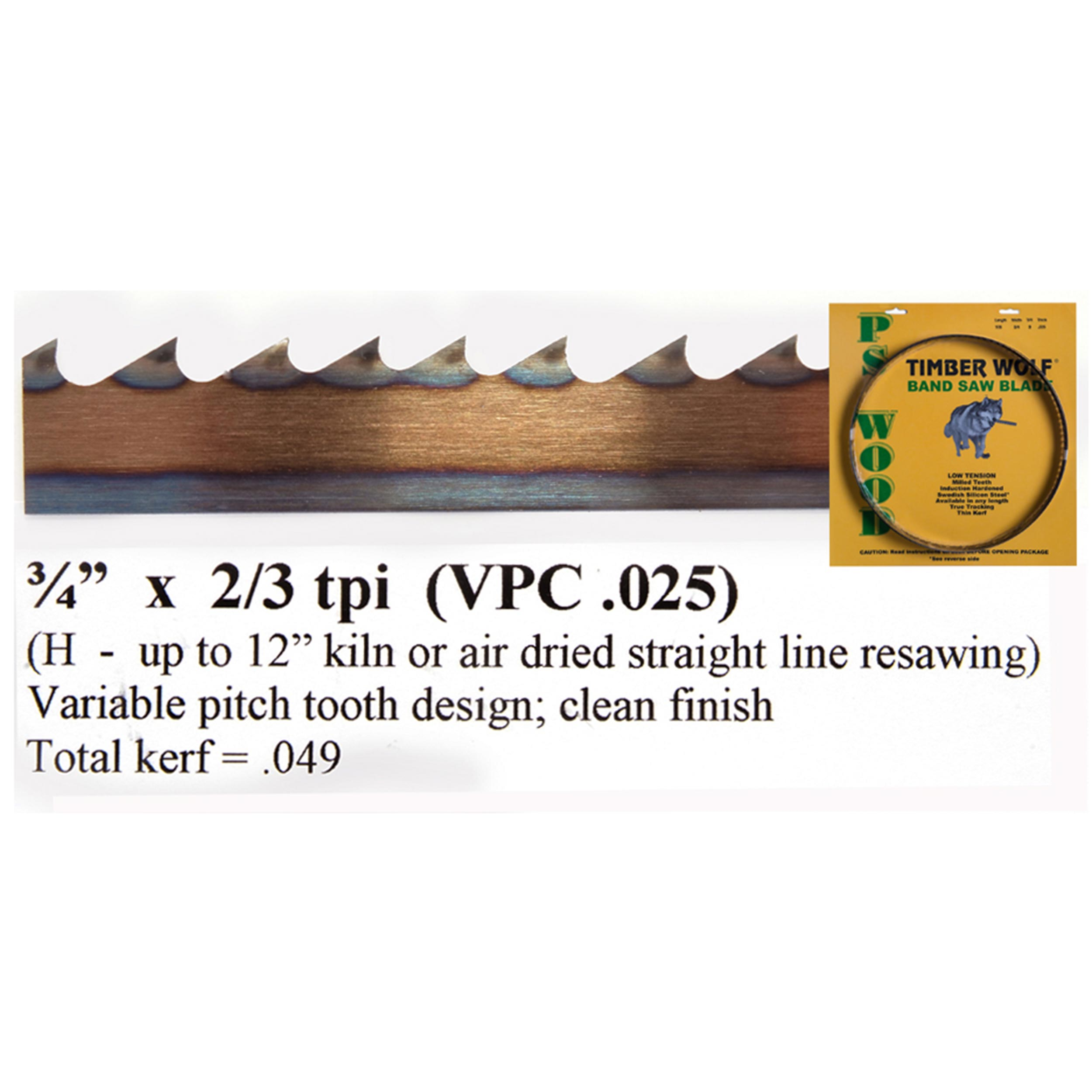 Bandsaw Blade 111