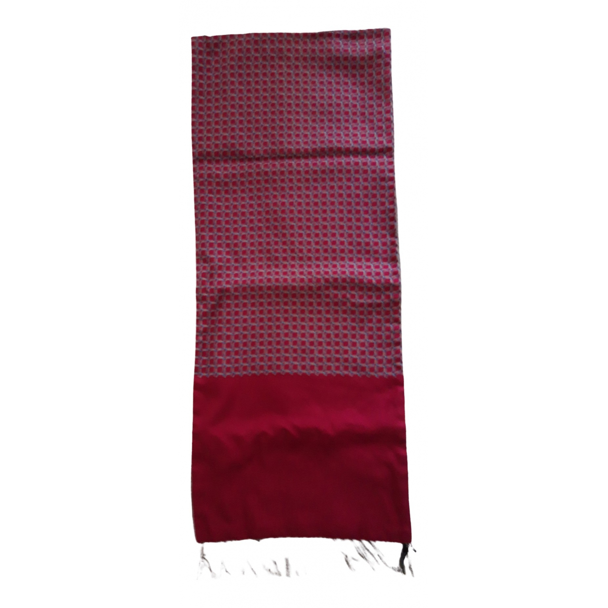 Pañuelo / bufanda de Cachemira Hermes