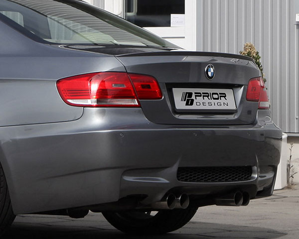 Prior Design 4260609890792 PD-M Rear Trunk Spoiler BMW 3-Series E92 05-08