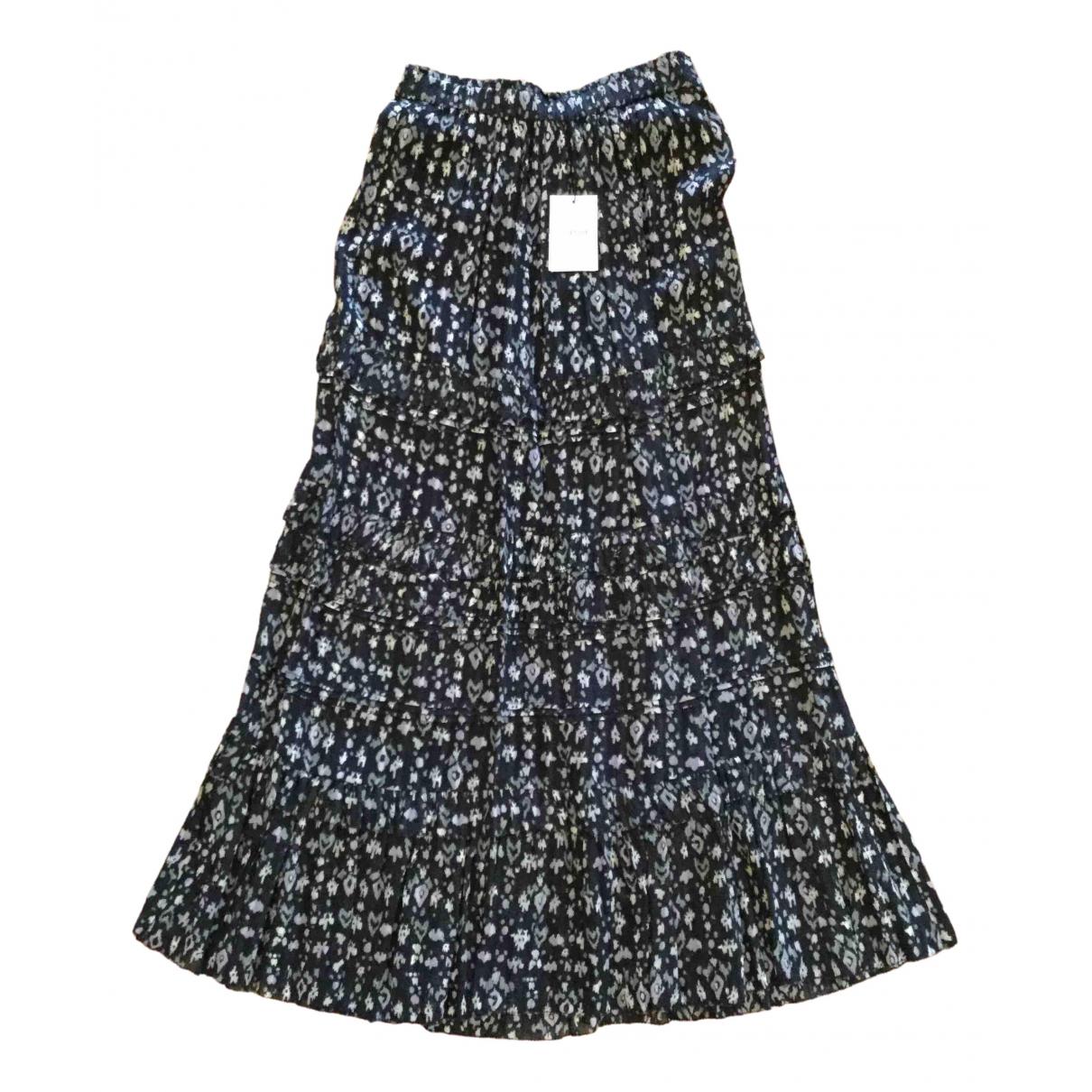 Isabel Marant Etoile - Jupe   pour femme - bleu
