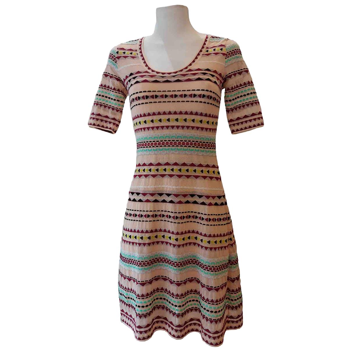 Mini vestido de Encaje Missoni