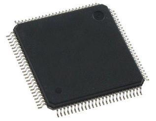 Microchip ATSAME53N20A-AU, 32bit ARM Cortex M4 Microcontroller, ATSAME53, 120MHz, 1 MB Flash, 100-Pin TQFP (450)