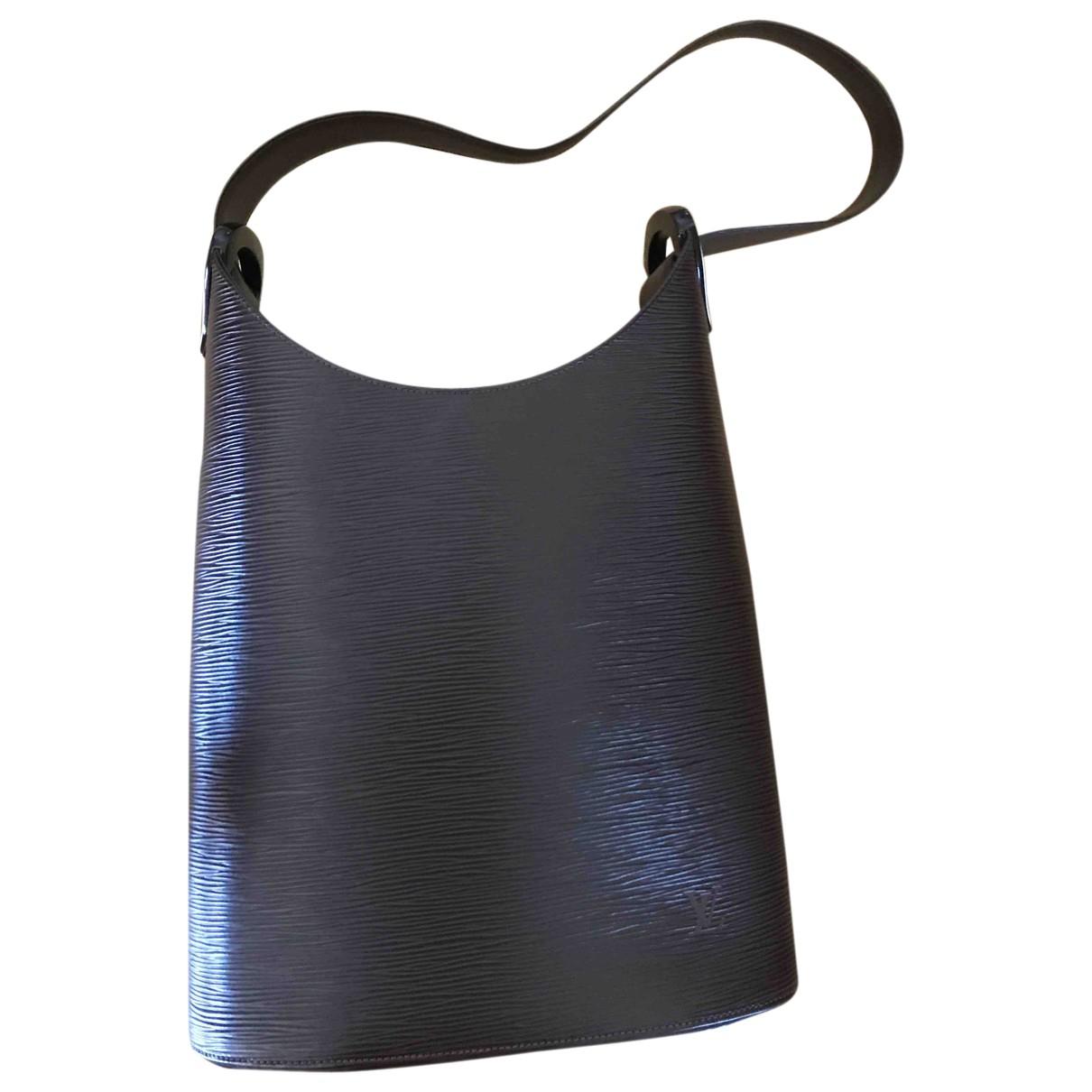 Louis Vuitton Verseau  Brown Leather handbag for Women \N