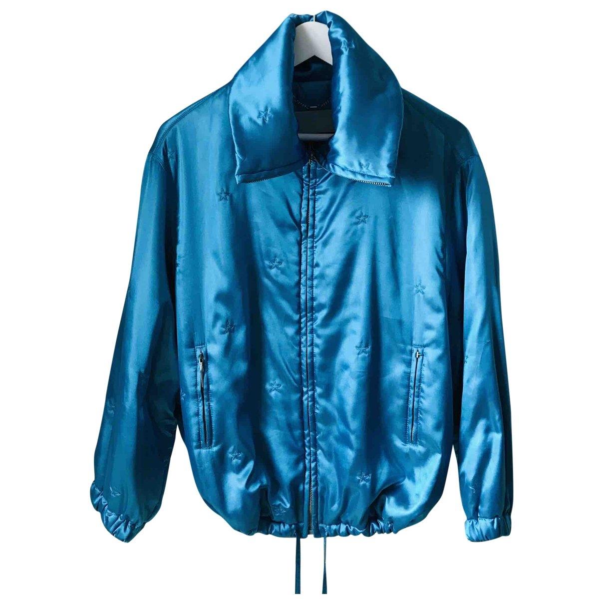 Laurel \N Jacke in  Blau Polyester
