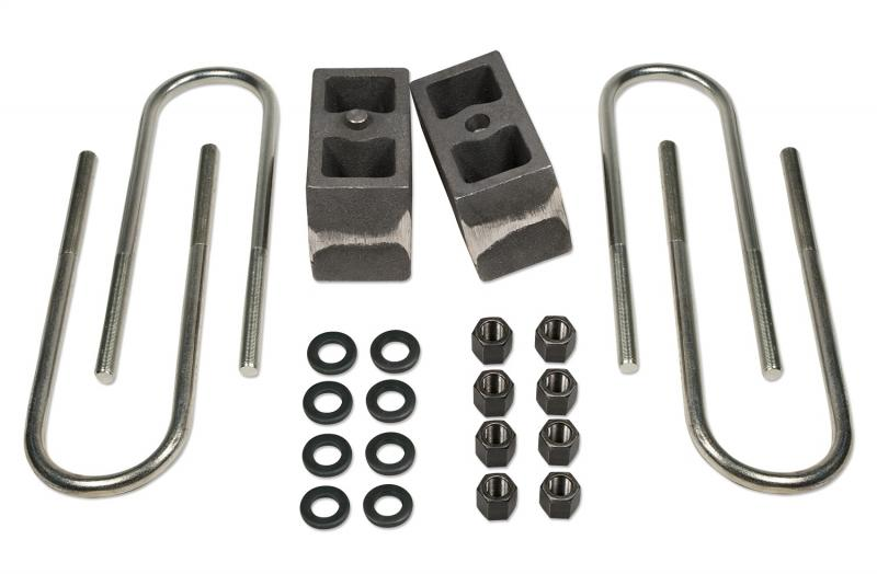 Tuff Country 97062 Block Kit-4in. Ford Rear