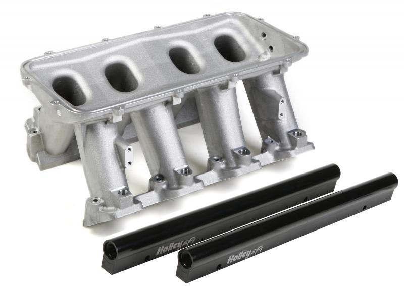 Holley 300-227 LS1/2/6 HI-RAM, IM EFI, BASE ONLY