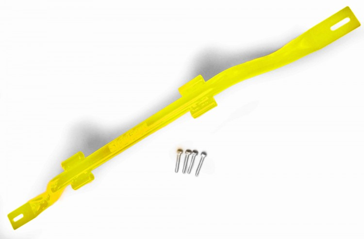 Steinjager J0046412 Door Holder Wrangler YJ 1987-1995 Neon Yellow
