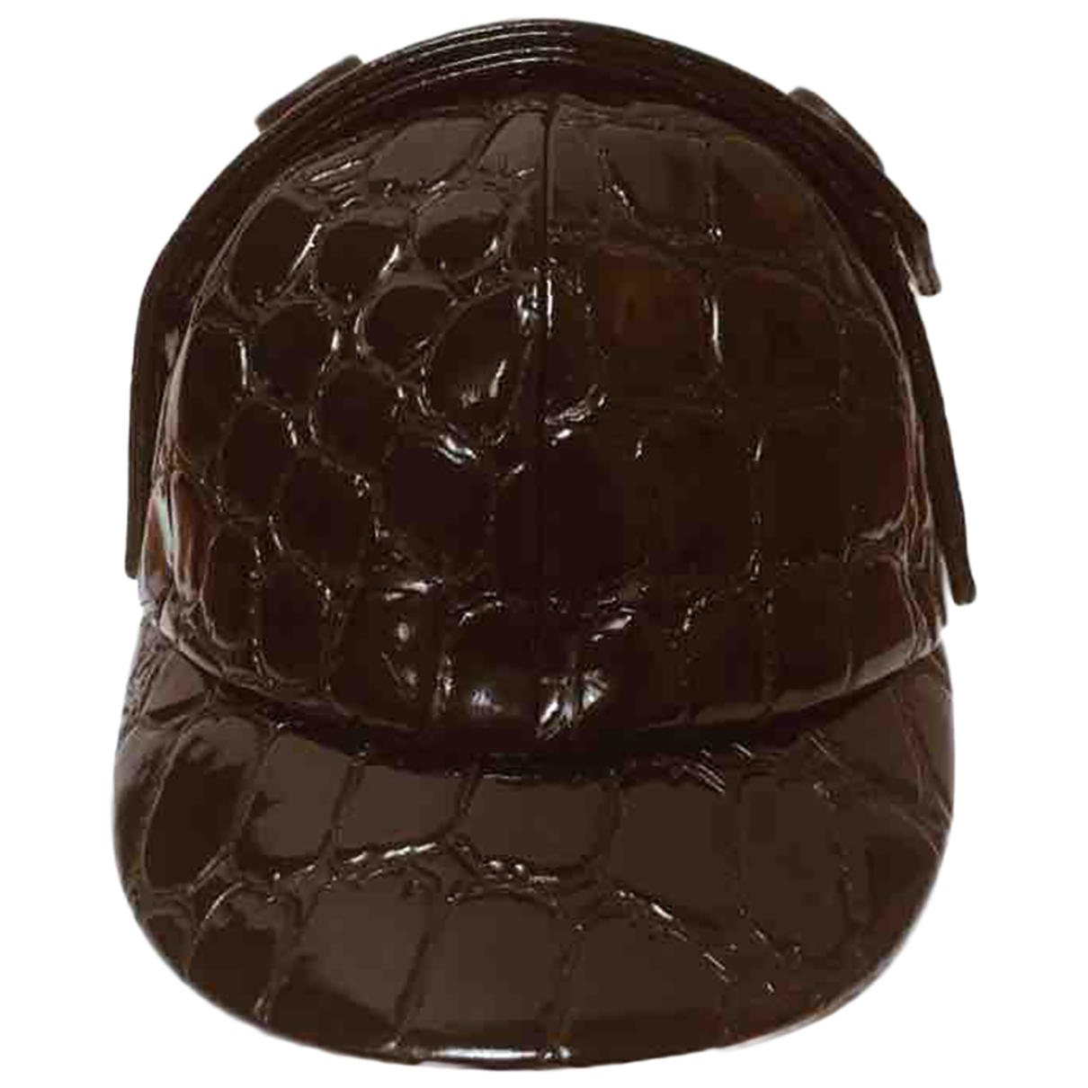 Miu Miu N Brown Leather hat for Women M International