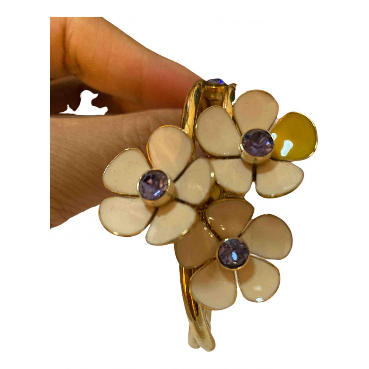 Sonia Rykiel \N Armband in  Gold Metall