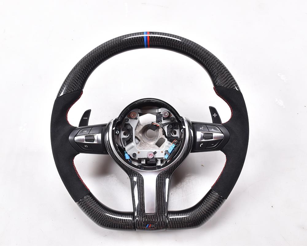 BMW M2 | M3 | M4 F Series OEM Upgraded Customized Steering Wheel