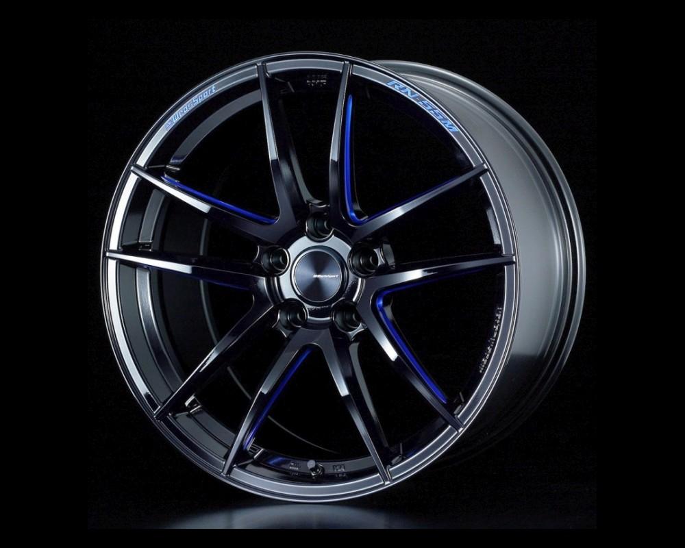 Weds RN-55M Wheel WedsSport 18x8.5 5x100 45mm