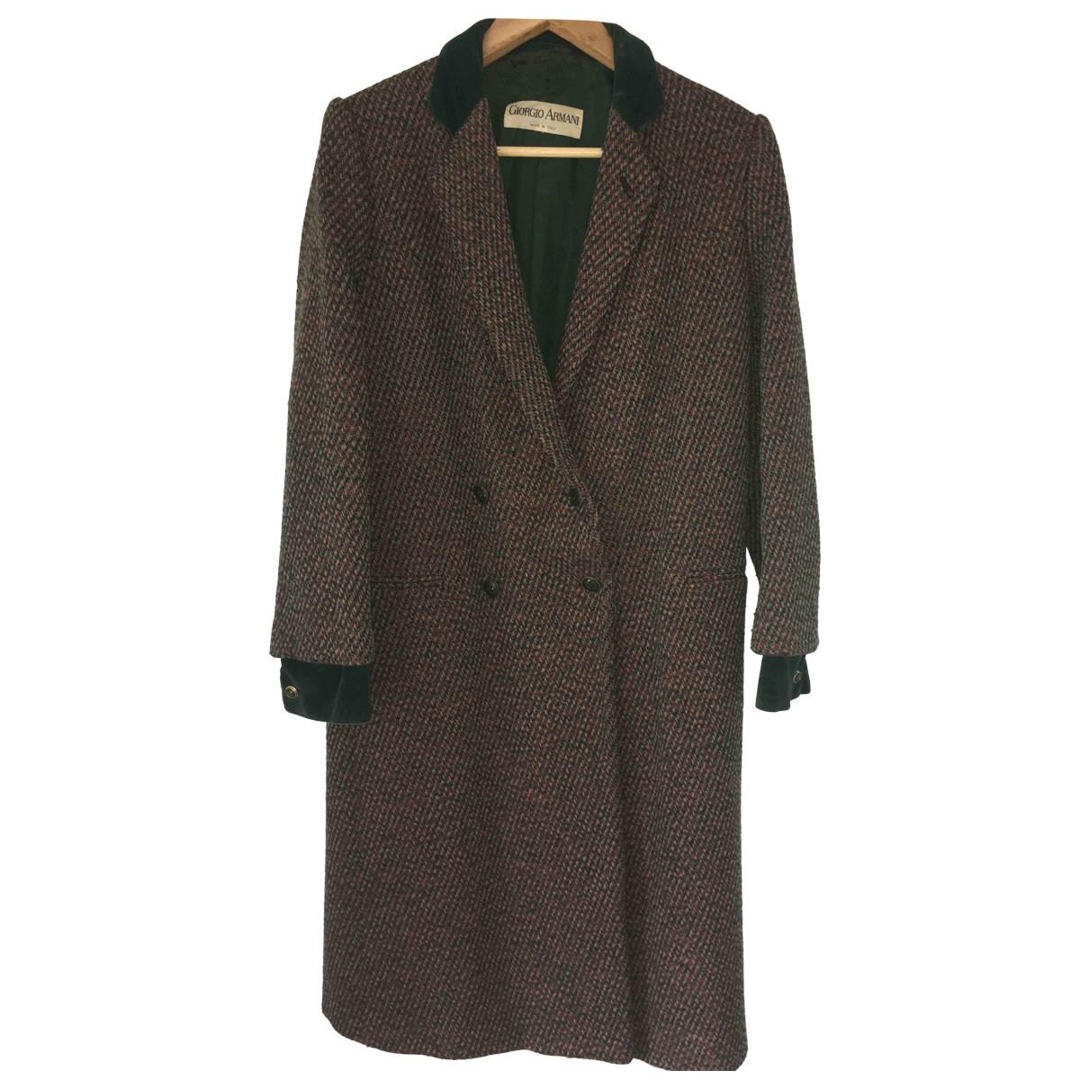Emporio Armani \N Multicolour Wool  top for Women 40 FR