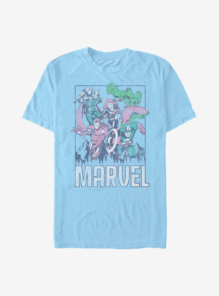 Marvel Avengers Group T-Shirt
