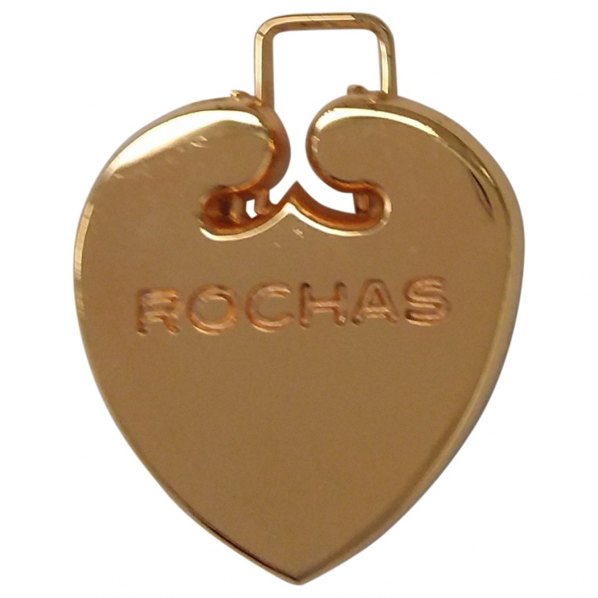 Rochas \N Gold Metal Pins & brooches for Women \N