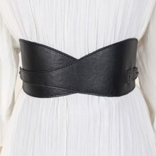 Simple Wide Belt