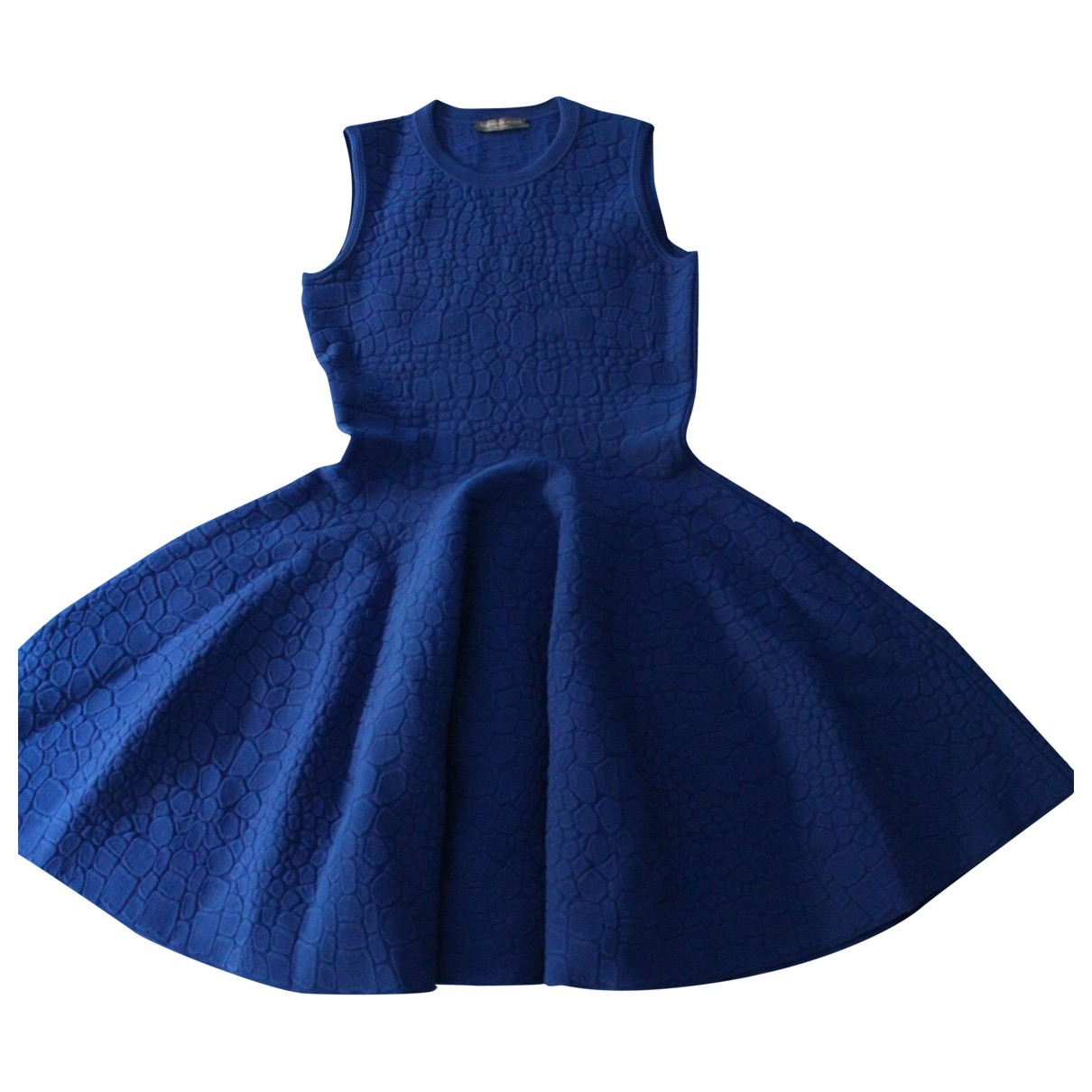 Alexander Mcqueen \N Blue dress for Women S International