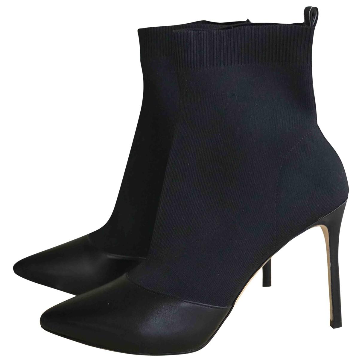 Michael Kors - Boots   pour femme - noir
