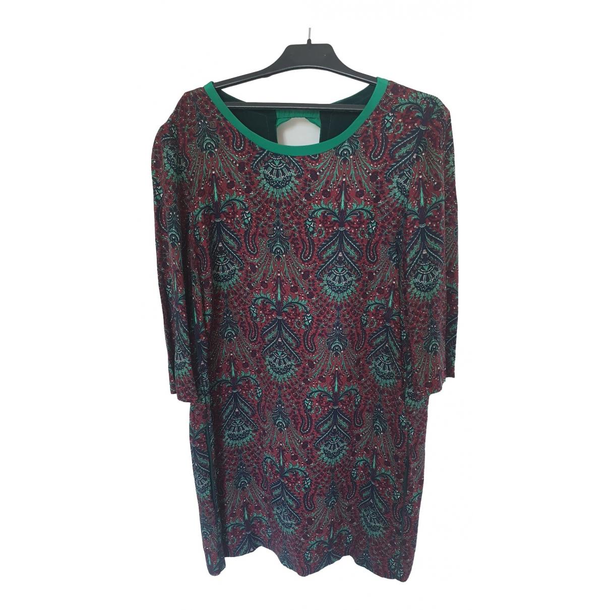 Sandro \N Multicolour dress for Women 3 0-5