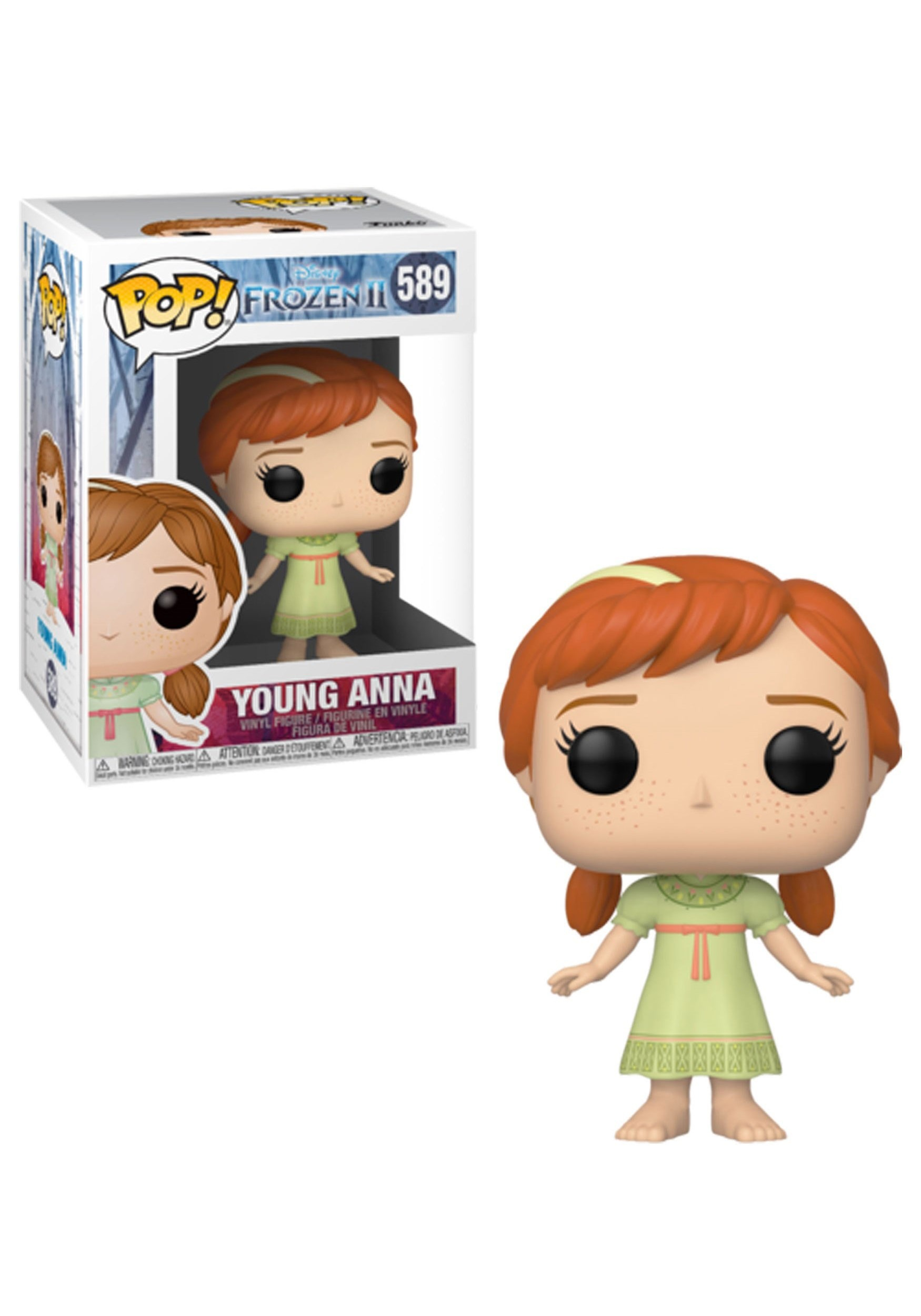 Funko POP Disney: Young Anna - Frozen 2