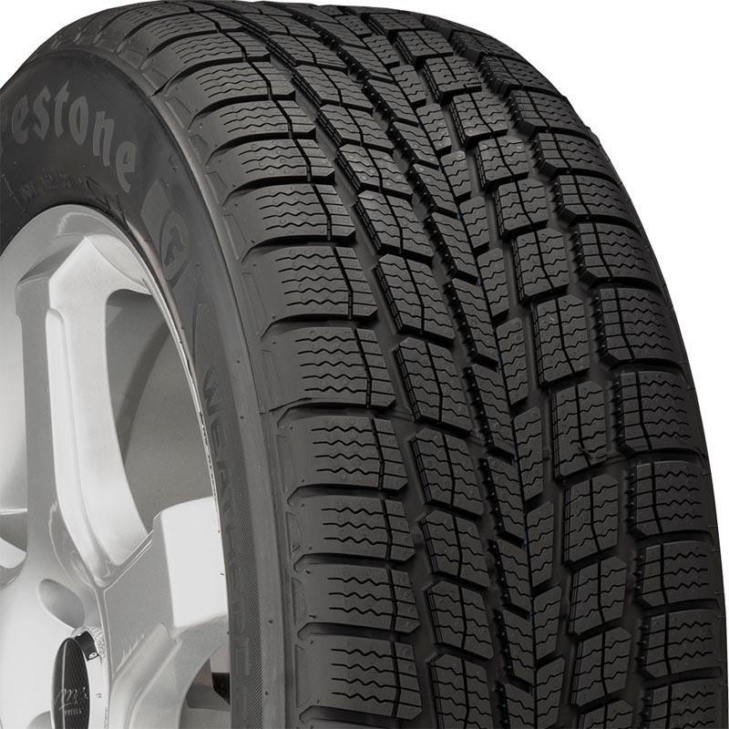 Firestone 004418 Weathergrip Tire 225/55 R17 97H SL BSW