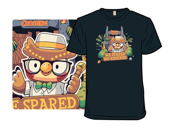 No Expense T Shirt