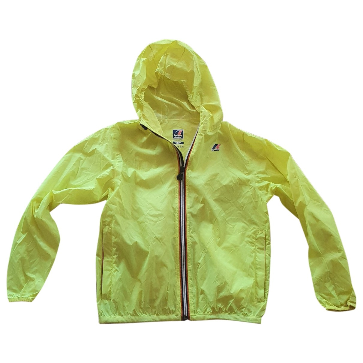K-way \N Jacke, Maentel in  Gelb Polyester