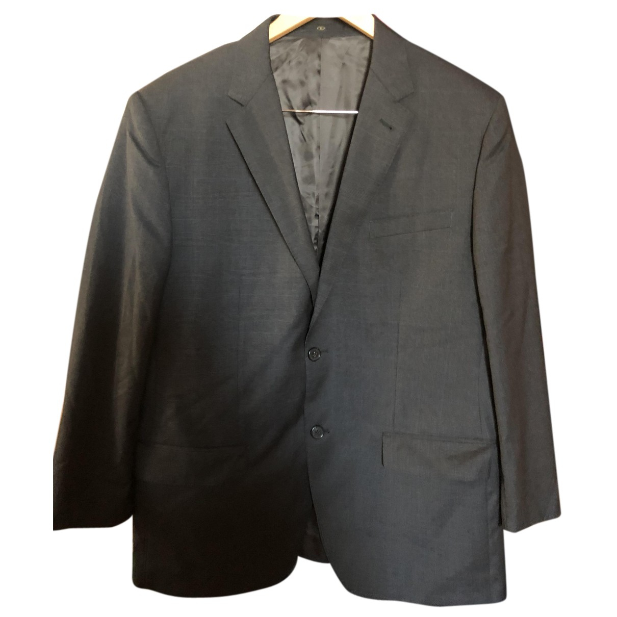 Valentino Garavani \N Jacke in  Schwarz Wolle