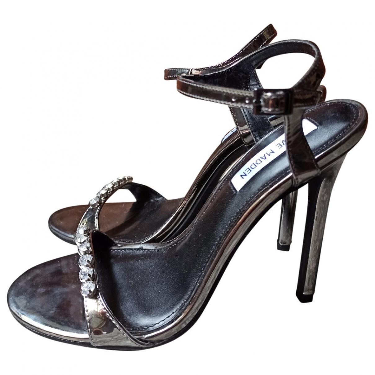 Sandalias de Cuero Steve Madden