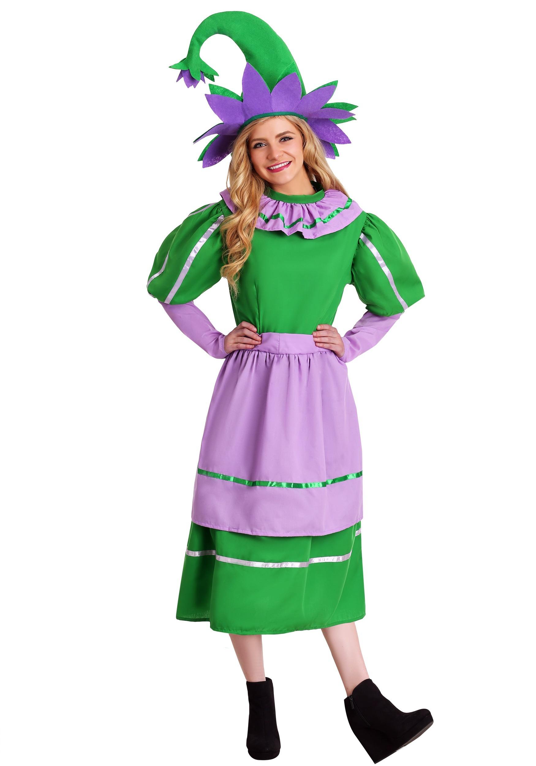Munchkin Girl Adult Costume